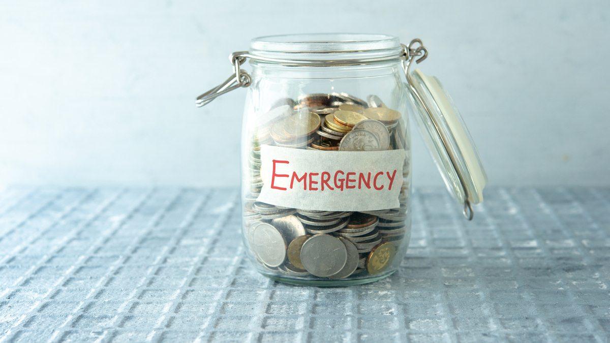 dana darurat perusahaan