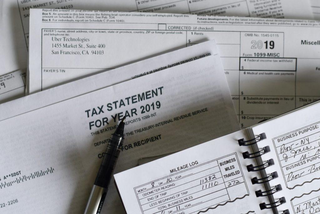 Tax income untuk perusahaan