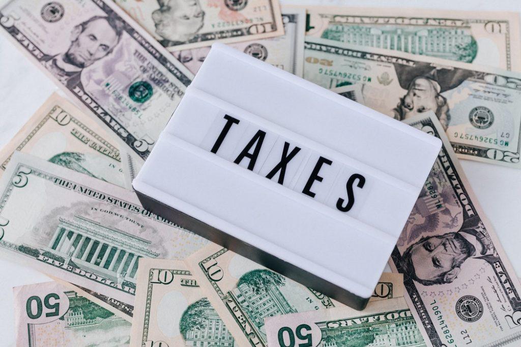 Jenis tax income