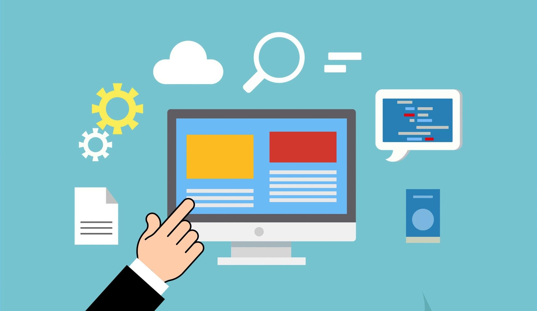Perbedaan hosting, domain dan server