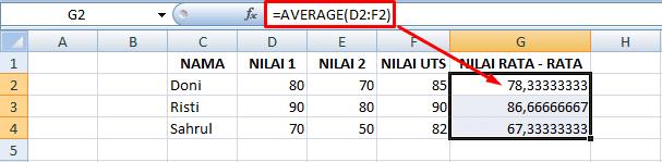 Rumus Microsoft Excel Terlengkap yang Perlu Kamu Ketahui - JojoBlog