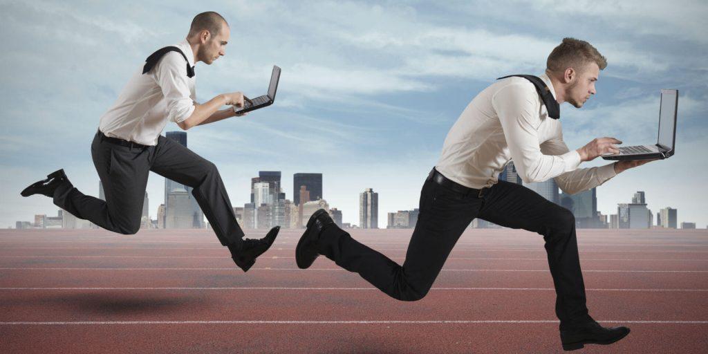 Cara Mengatasi Pesaing Usaha dalam Bisnis Kita - JojoBlog