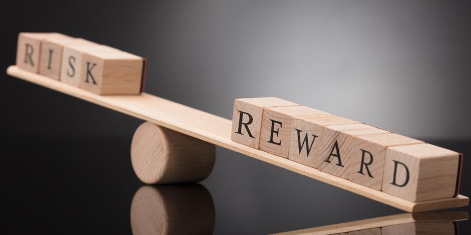 resiko reward