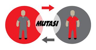 mutasi kerja
