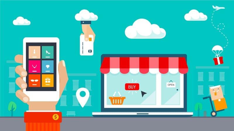 tren e-commerce