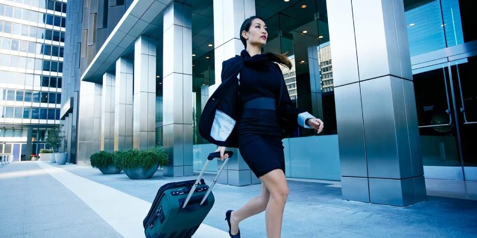 efektivitas perjalan dinas