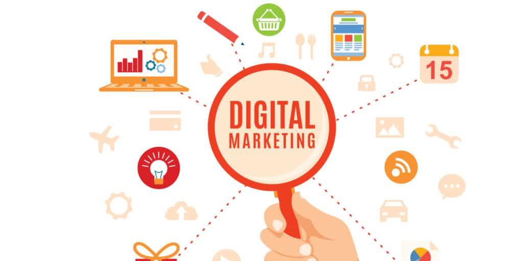 memilih channel digital marketing