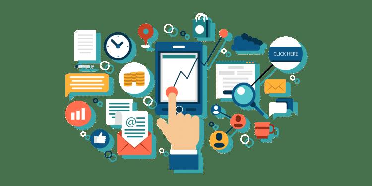 digital marketing di ujung jari