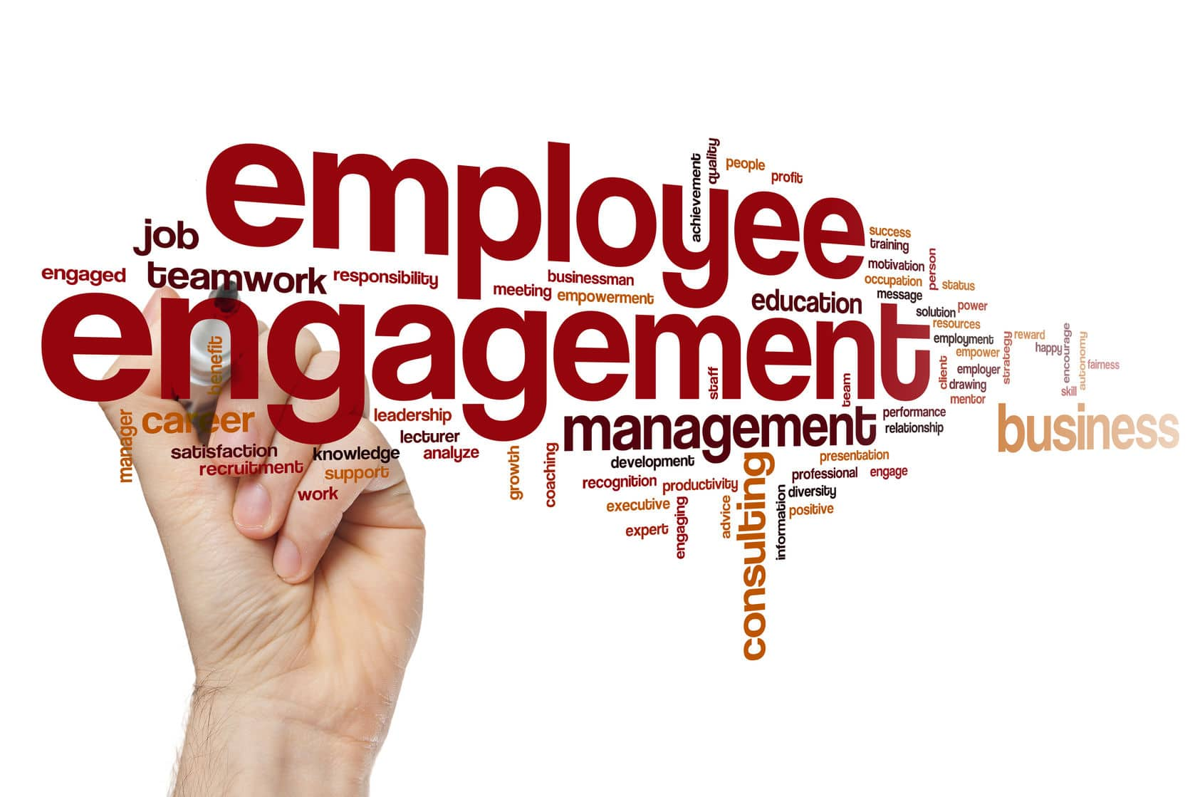 employee engagement behaviour