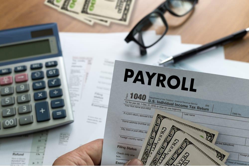 proses payroll efisien