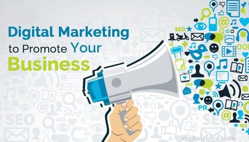 digiital marketing lewat media sosial