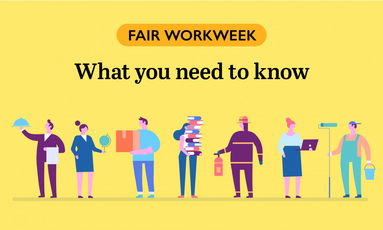 fair workweek