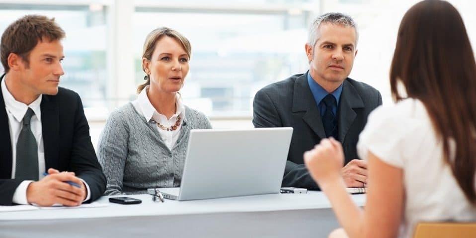 internal job interview