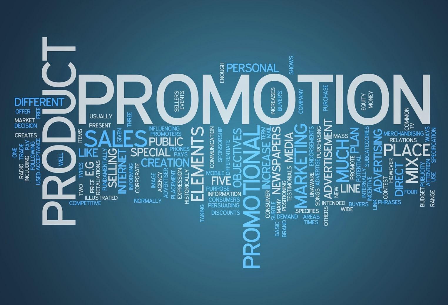 strategi promosi