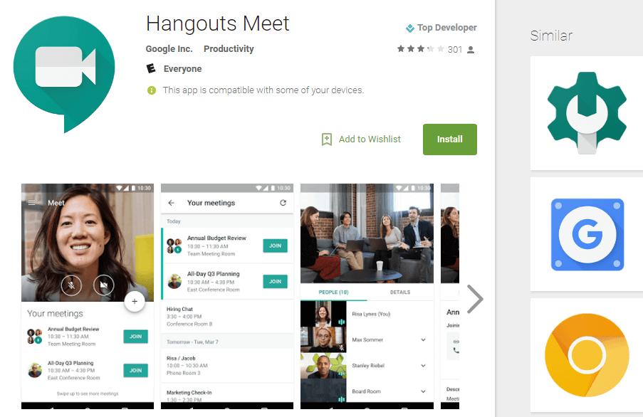 Google Meet Fungsi Dan Manfaatnya Untuk Meeting Online