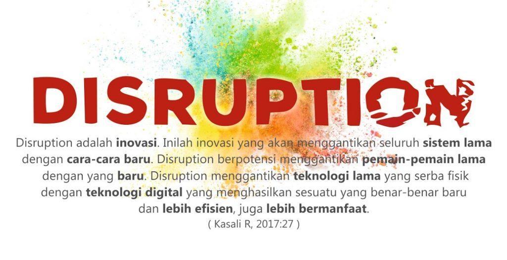 disrupsi bisnis