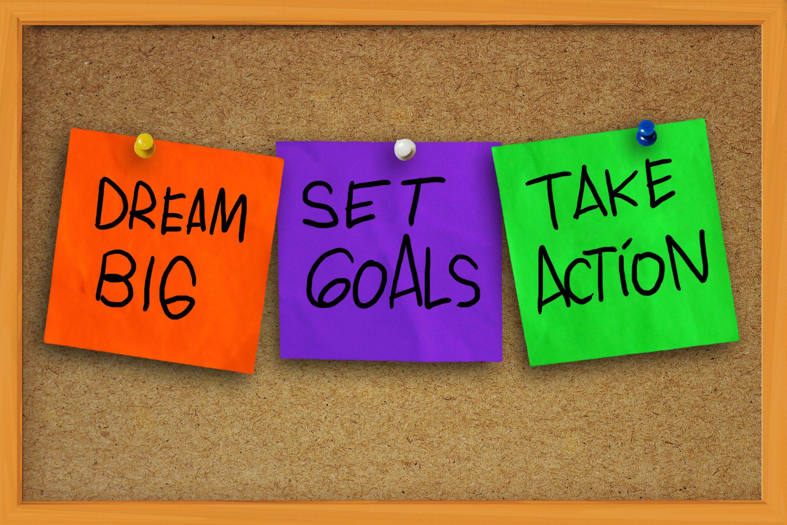 goal setting perusahaan